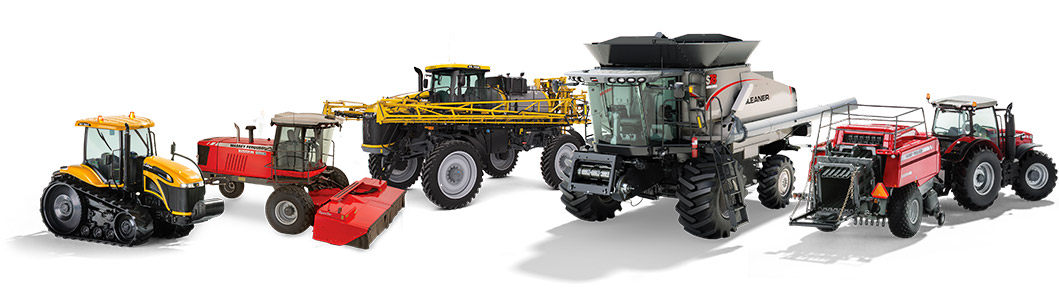 Assortment of Agri-Service Equipment