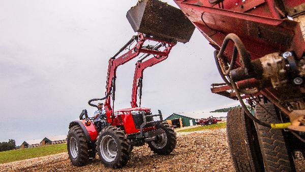 Massey Ferguson 4700 Series | Agri-Service