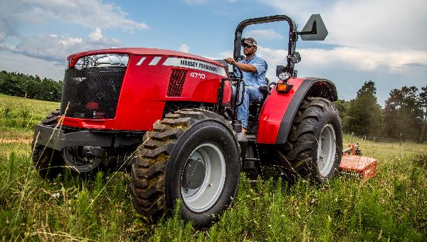 Massey Ferguson 4700 Series   Agri-Service