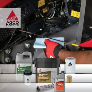 AGCO Genuine Filters and Lubricants