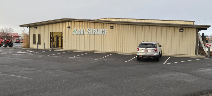 Moses Lake Location Agri-Service